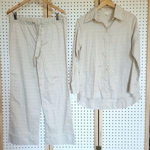 Covered In Prayer Barefoot Dreams Pajama Set